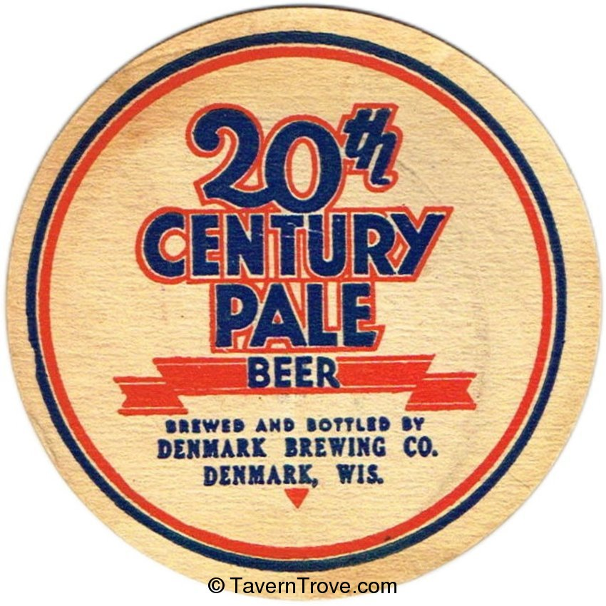 20th Century Pale Beer