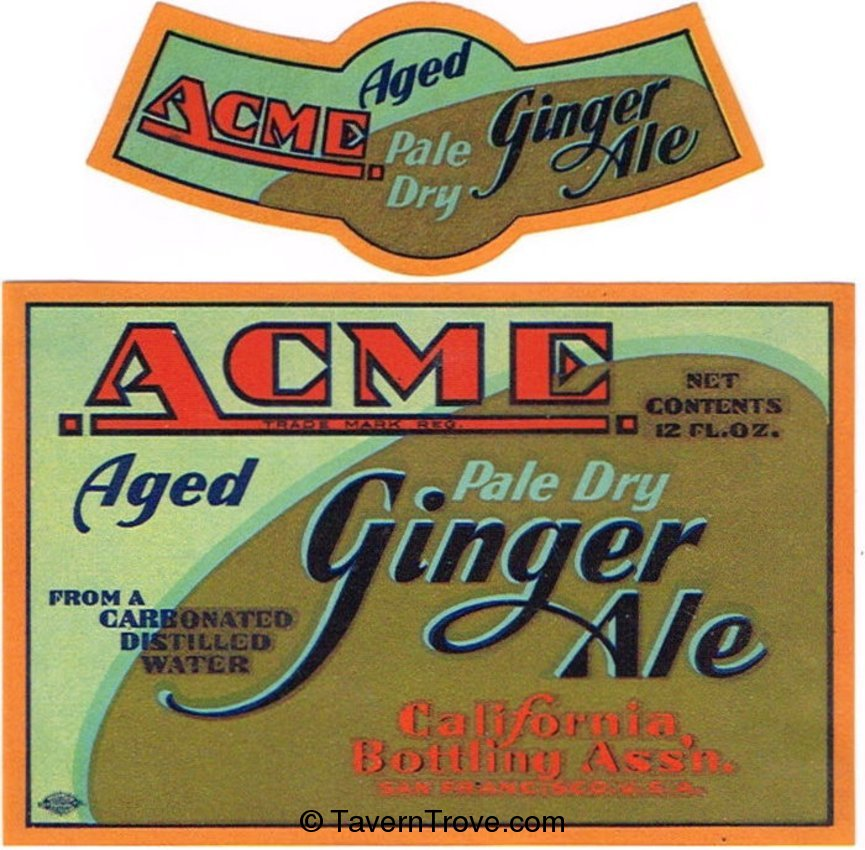 Acme Ginger Ale