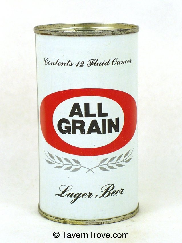 All Grain Lager Beer