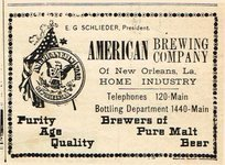 American Brewing Co. Beer