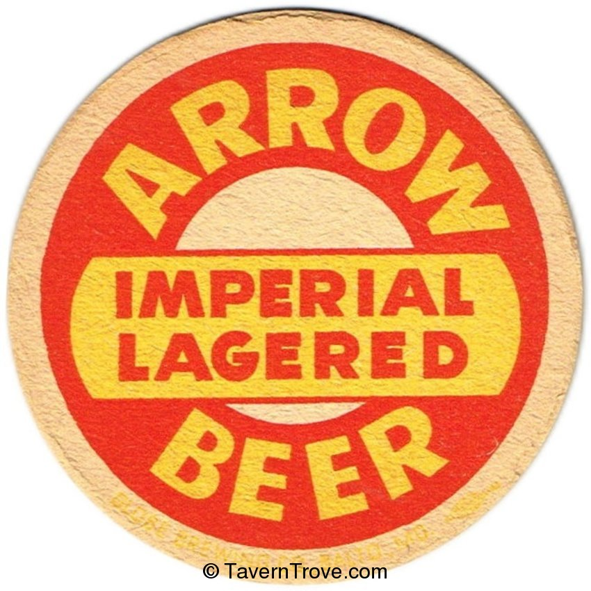 Arrow Imperial Lagered Beer