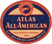 Atlas Prager Beer/All American Beer