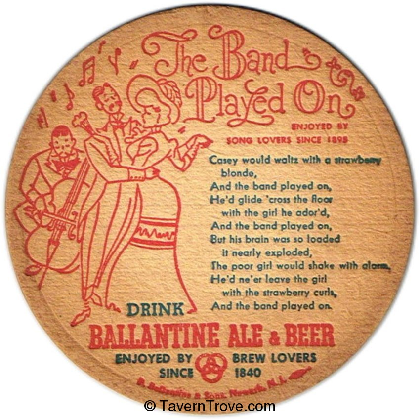 Ballantine Ale & Beer