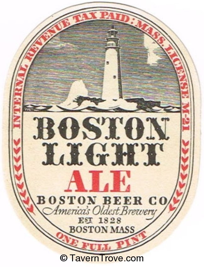 Boston Light Ale
