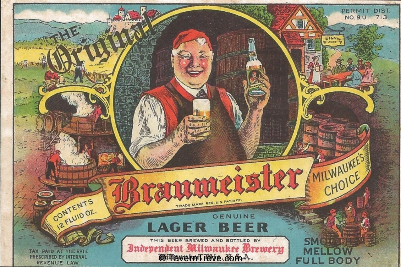 Braumeister Lager Beer