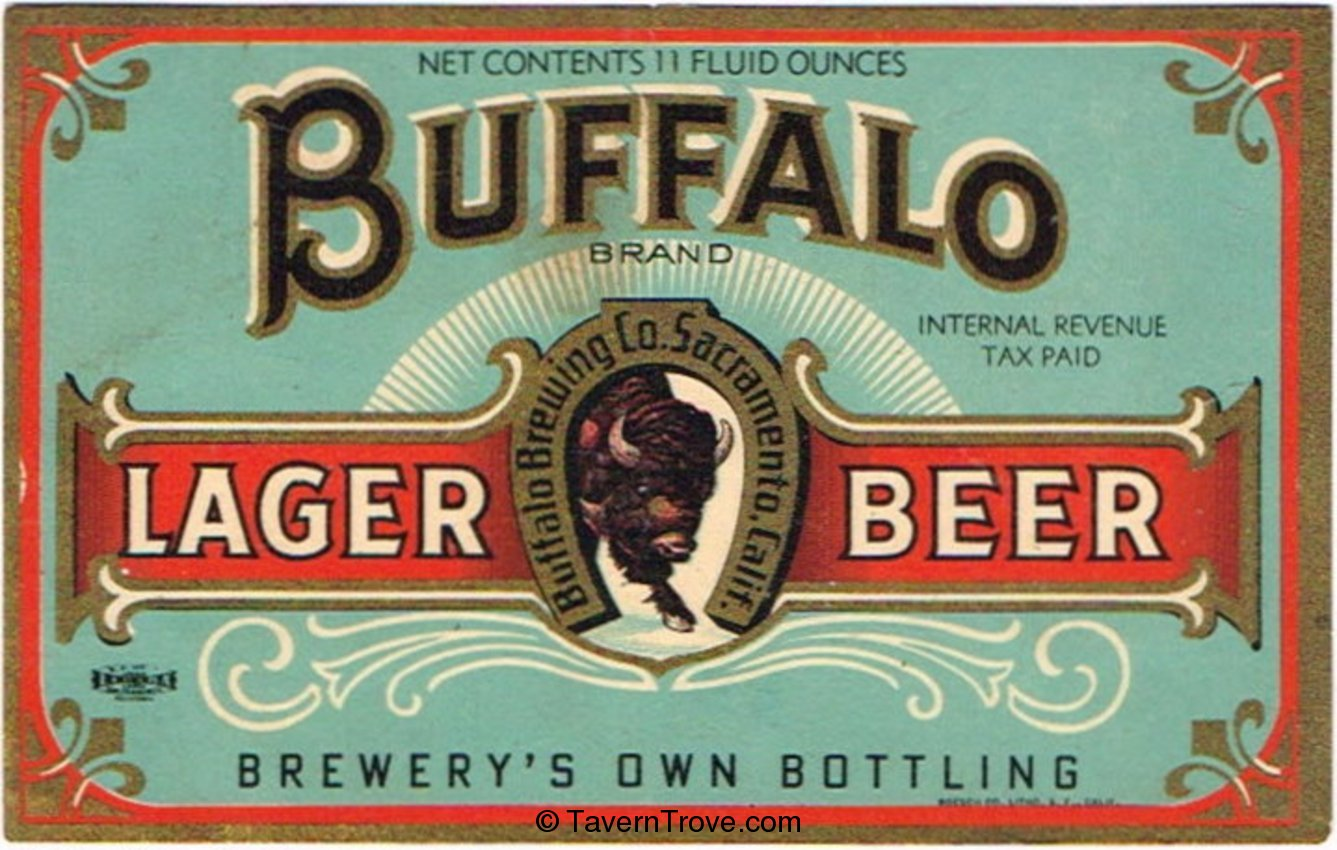 Buffalo Lager Beer