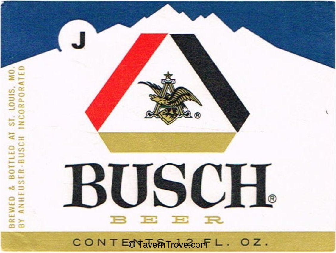 Busch Beer (test)