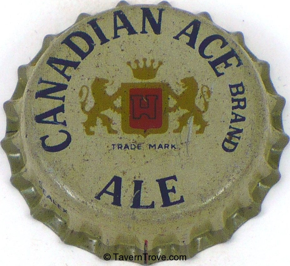 Canadian Ace Ale (gray)
