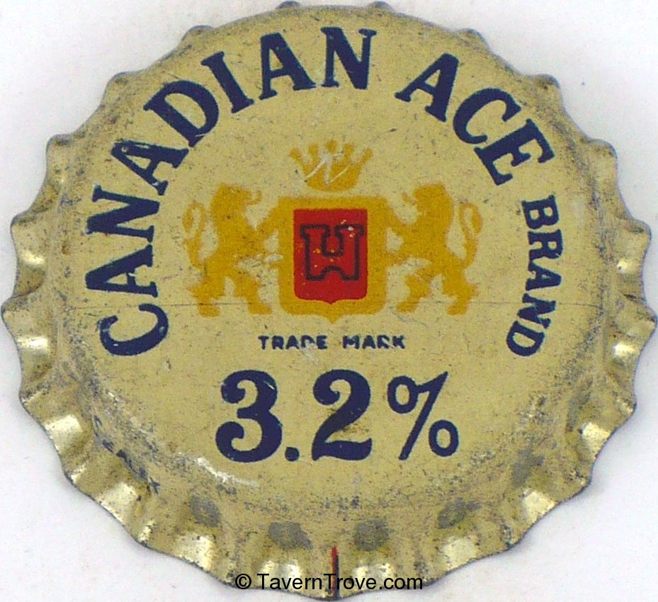 Canadian Ace Beer