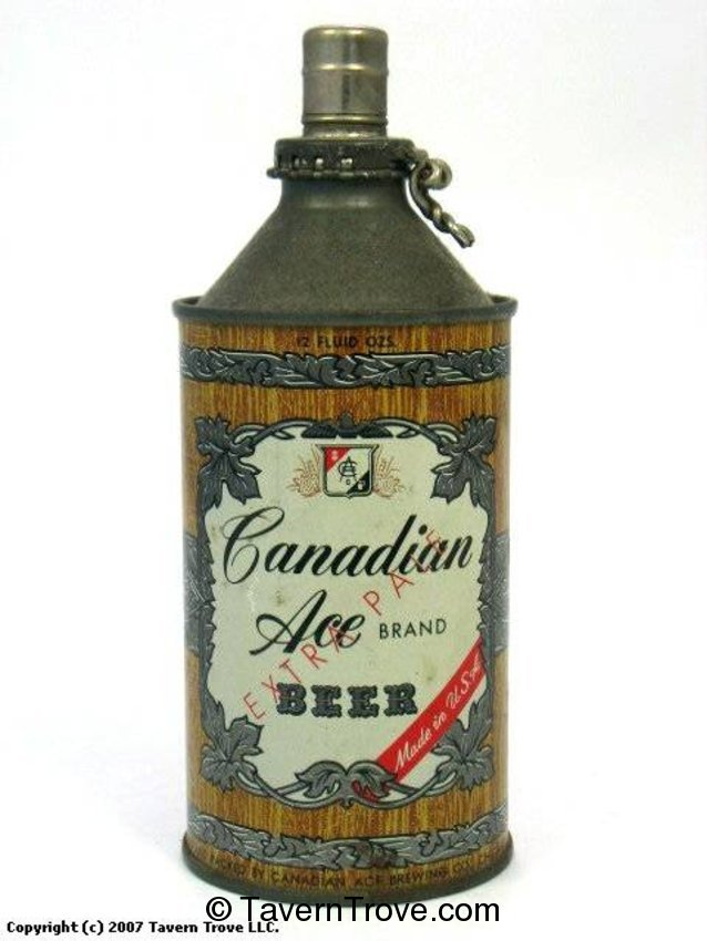 Canadian Ace Beer Peli-Can