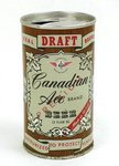 Canadian Ace Draft Beer