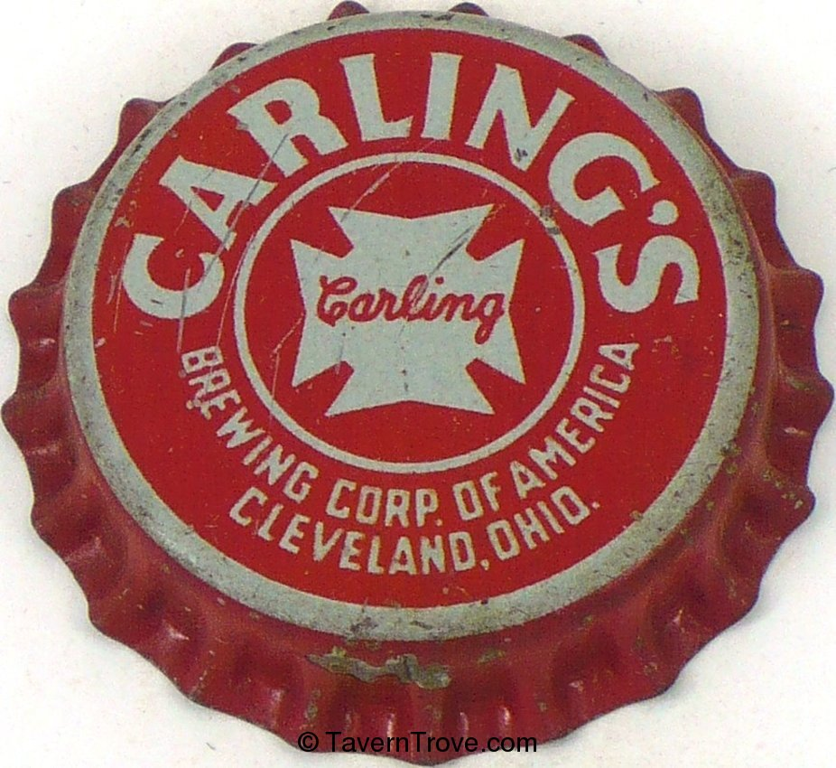 Carling Red Cap Ale