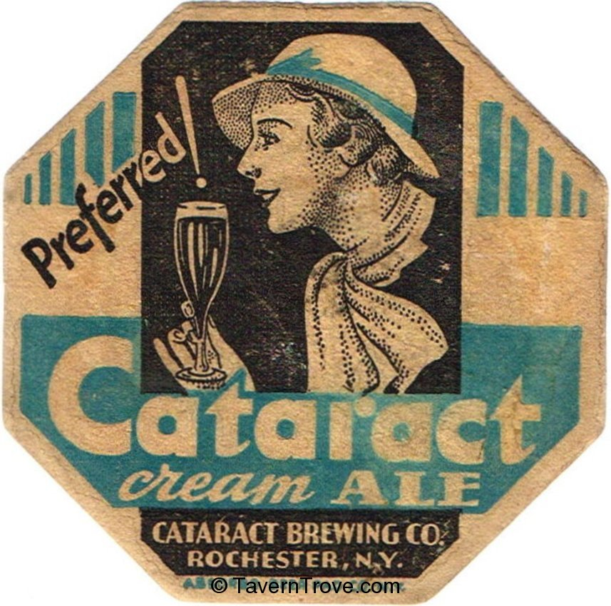 Cataract Cream Ale