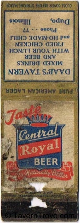 Central Royal Beer