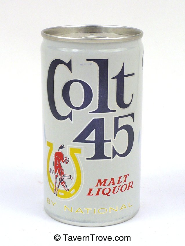 Colt 45 Malt Liquor (test)