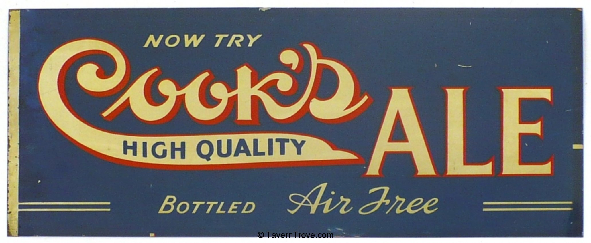 Cook's High Quality Ale