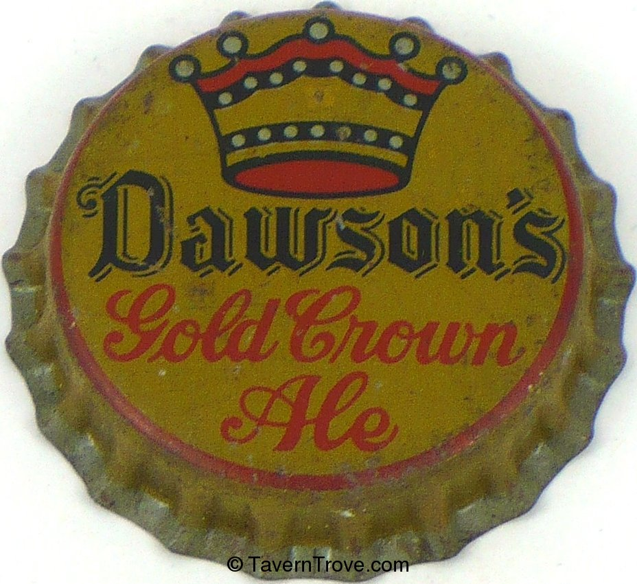 Dawson's Gold Crown Ale