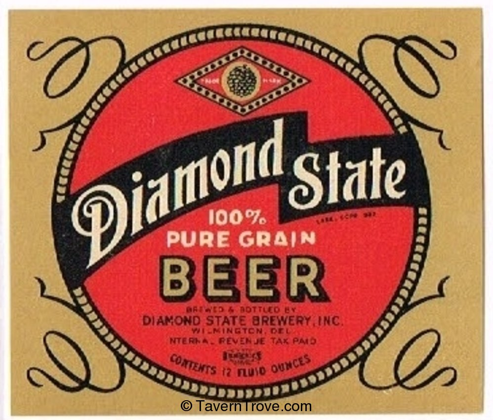 Diamond State  Beer
