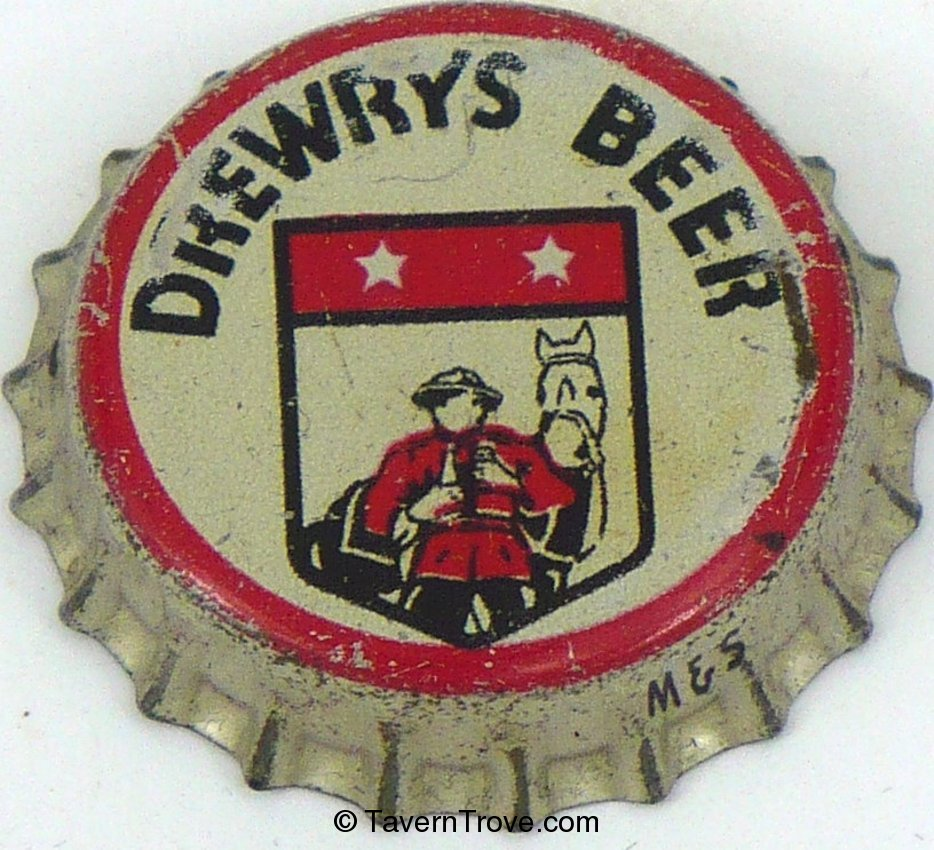 Drewrys Beer (small horse)