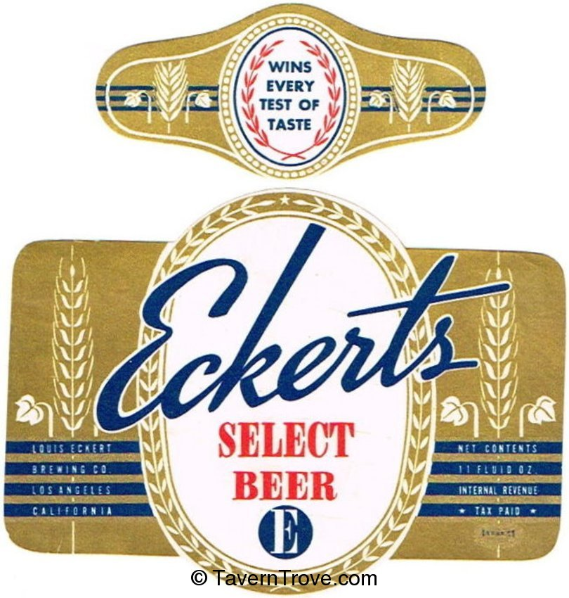 Eckert's Select Beer