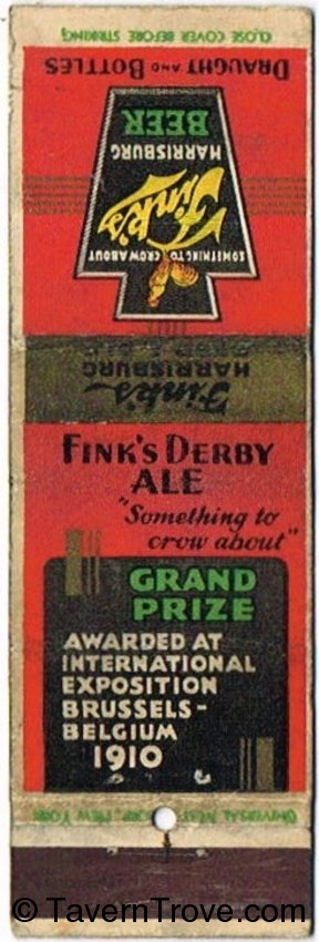 Fink's Beer/Derby Ale