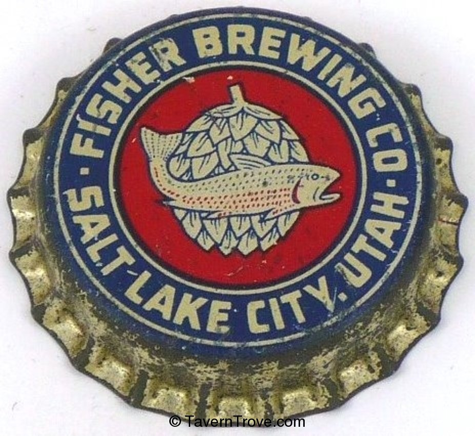 Fisher Brewing Co. (metallic)