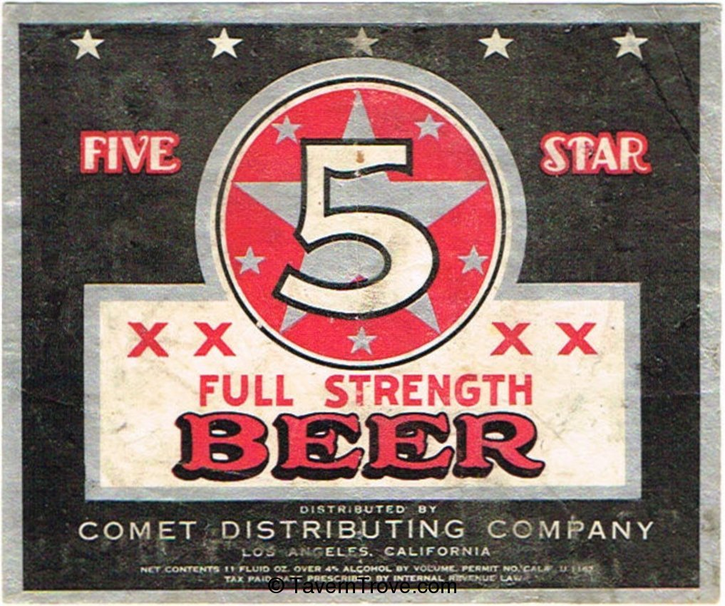 Five Star Beer