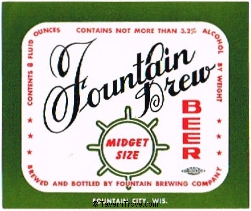 Fountain Brew Beer