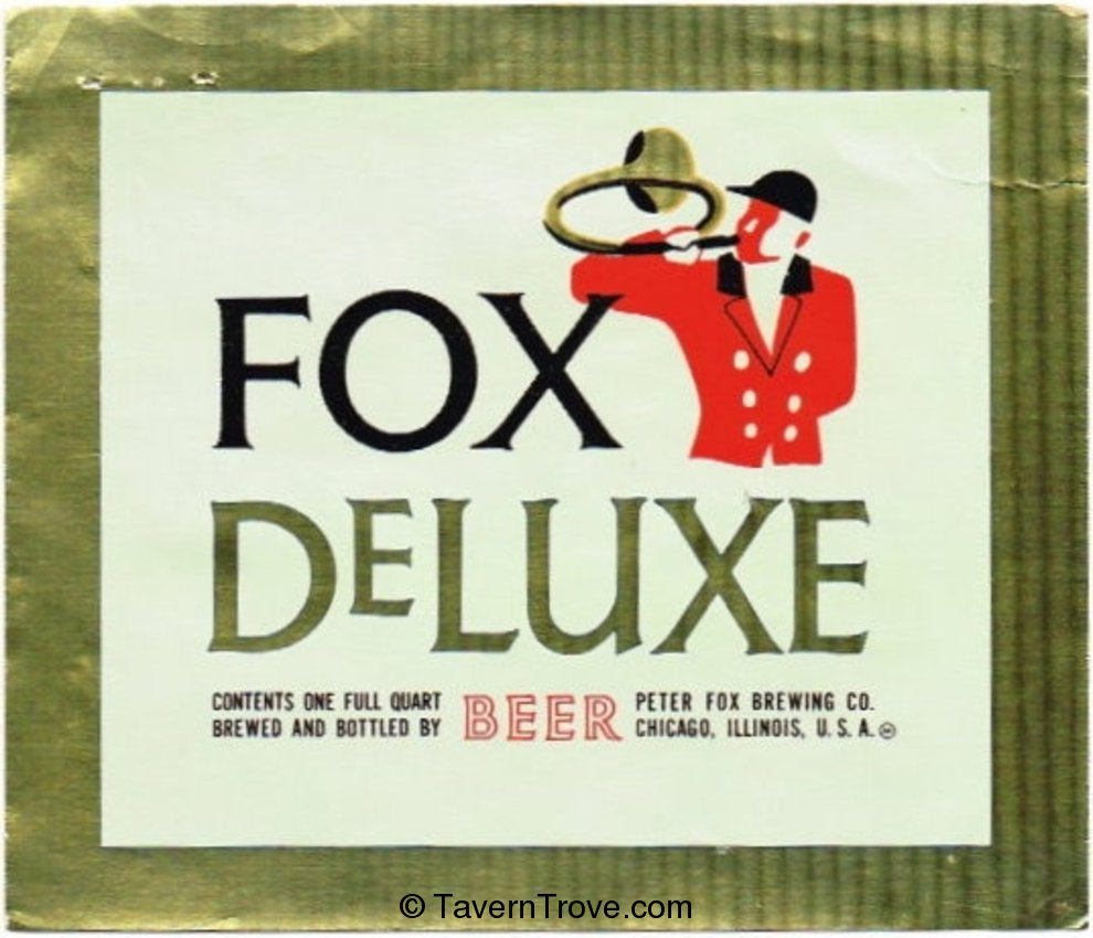 Fox De Luxe  Beer