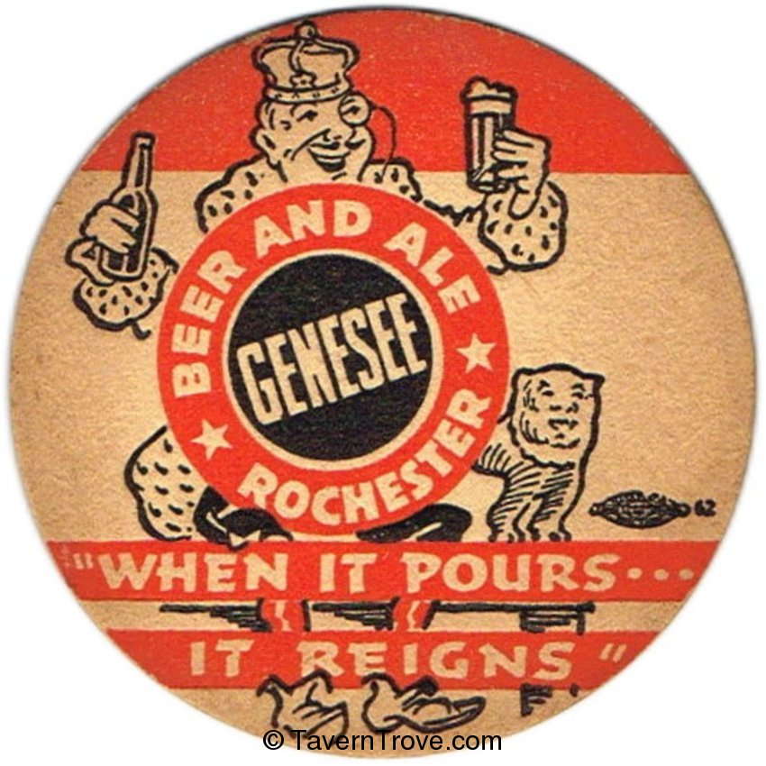 Genesee Beer And Ale