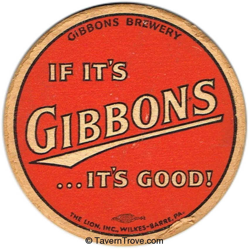 Gibbons Beer