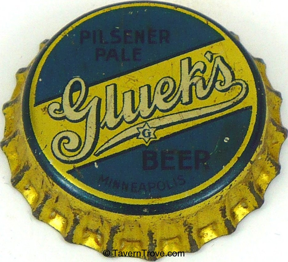 Gluek's Pilsener Pale Beer