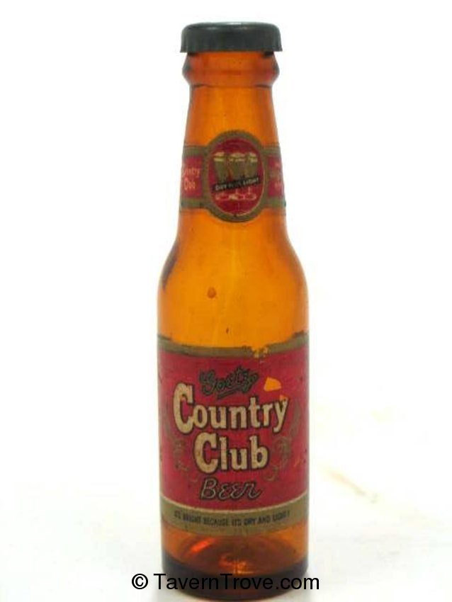 Goetz Country Club Beer