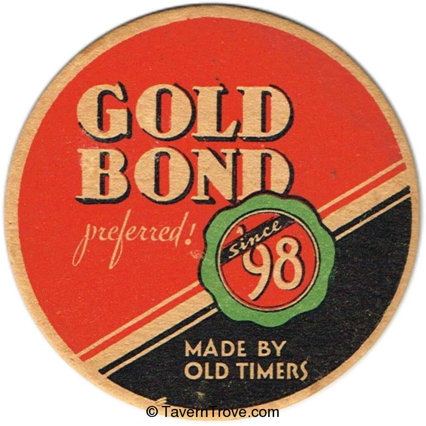 Gold Bond Beer