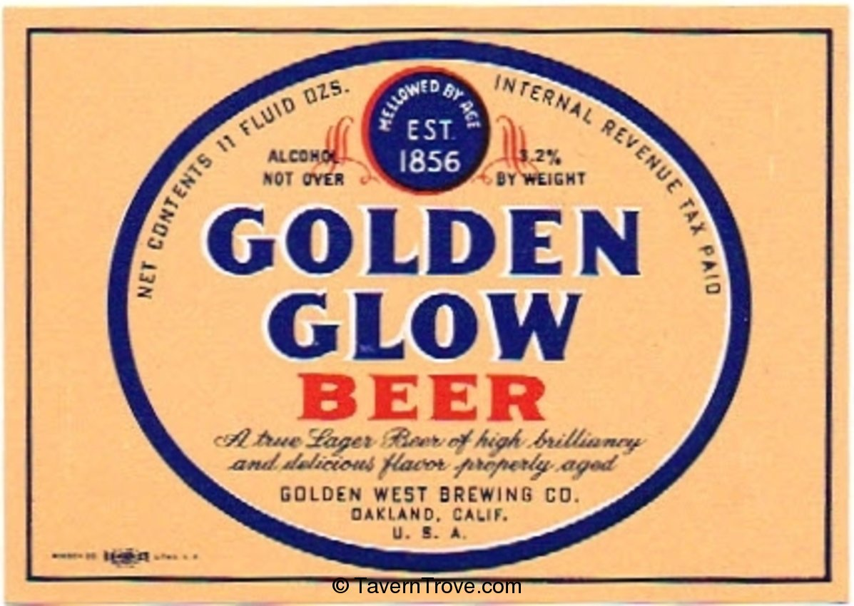 Golden Glow Beer