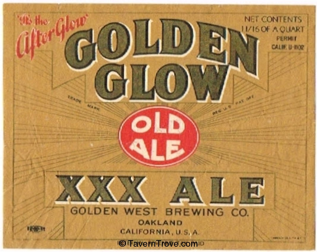 Golden Glow Old Ale