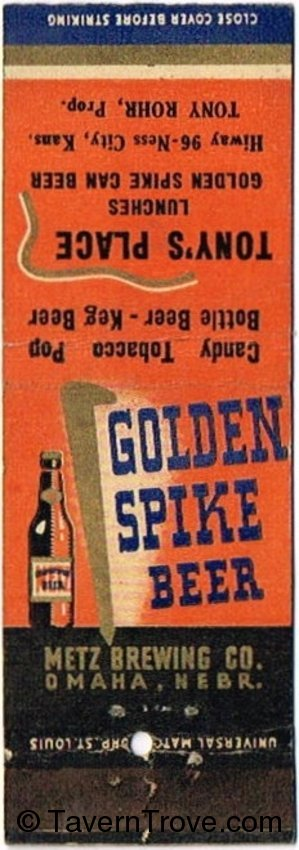 Golden Spike Beer