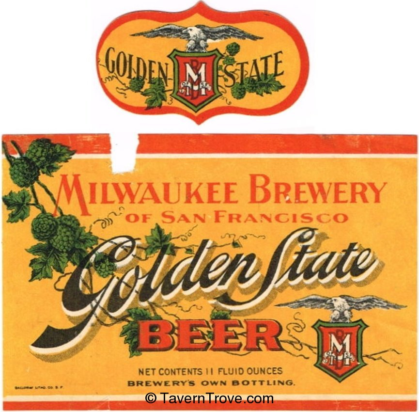 Golden State Beer