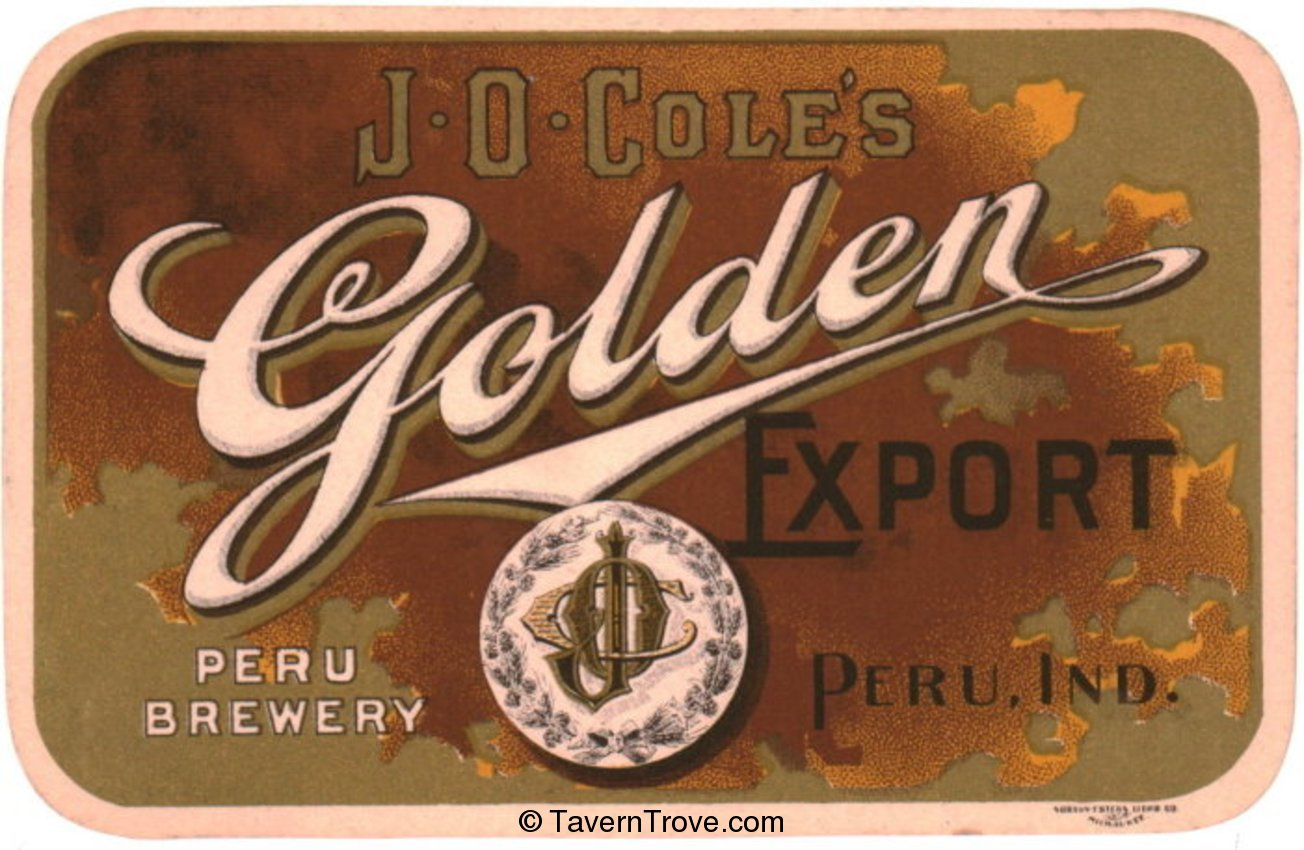Golden Export Beer