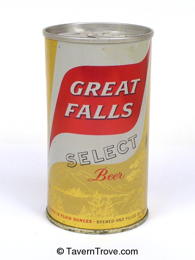 Great Falls Select Beer