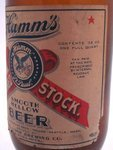Hamm's Preferred Stock Beer