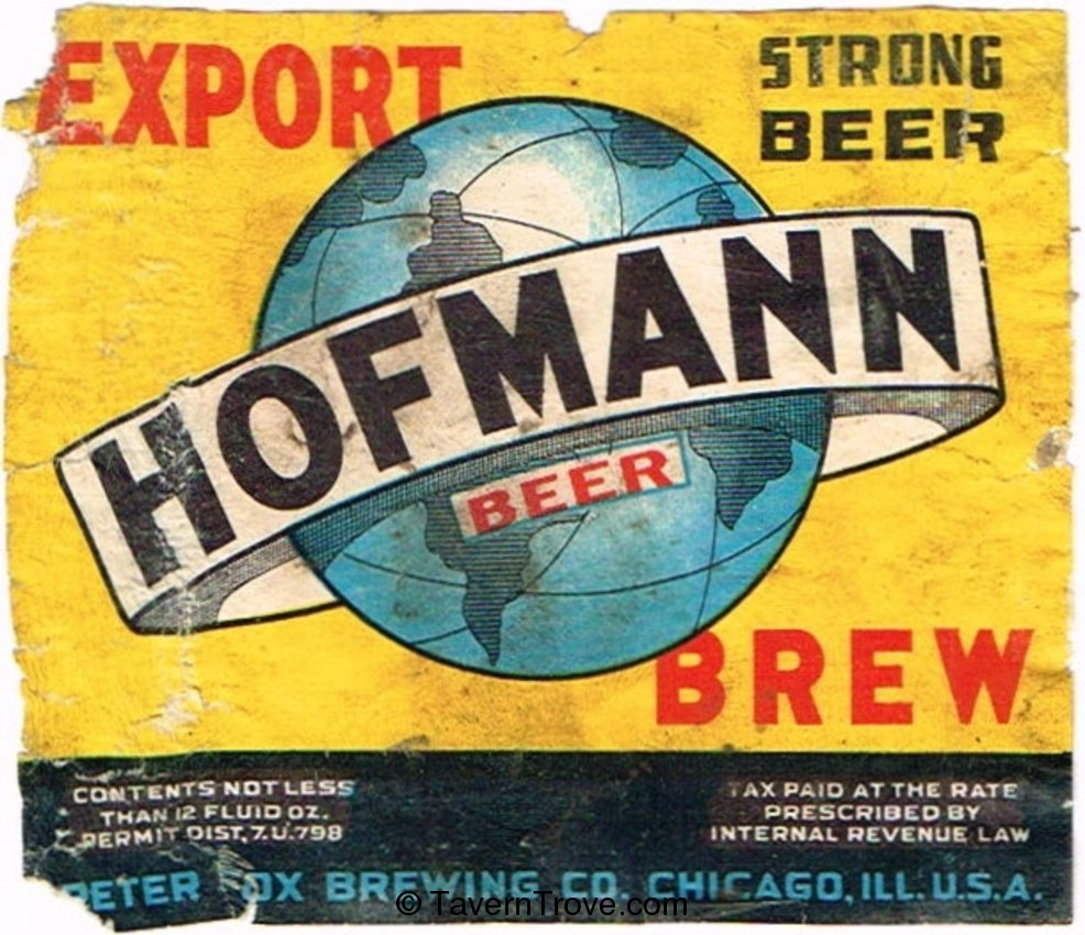 Hoffman Export Brew
