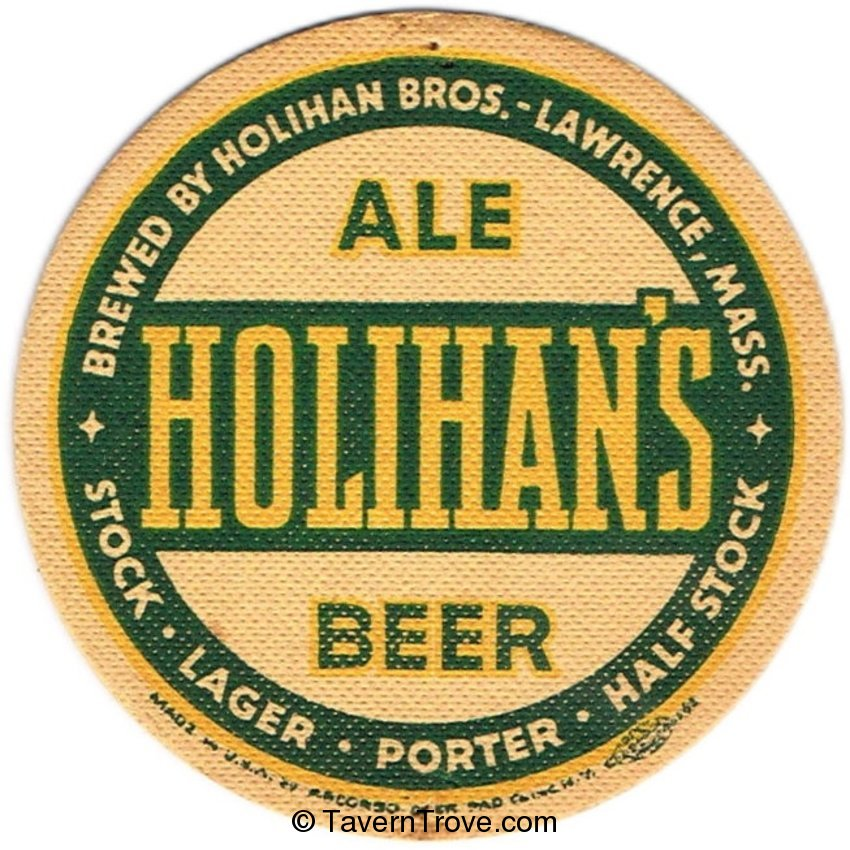 Holihan's Ale/Beer
