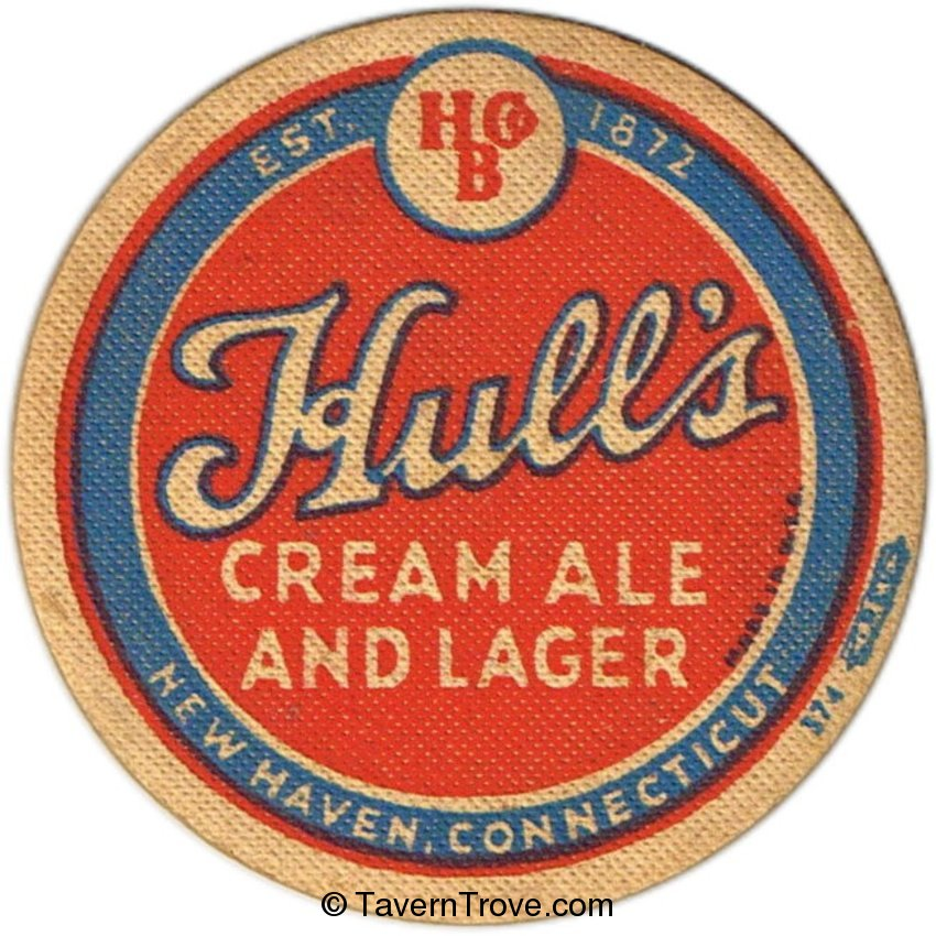 Hull's Cream Ale and Lager