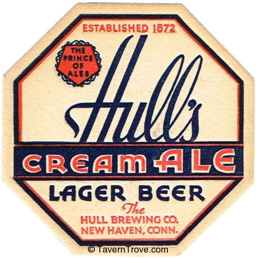 Hull's Cream Ale/Lager Beer