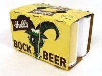 Hull's Bock Beer