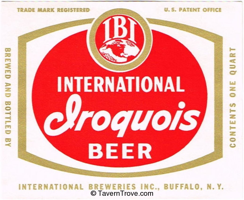 International Iroquois Beer