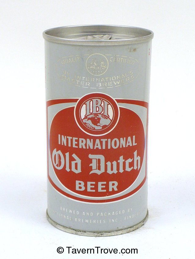 International Old Dutch Beer