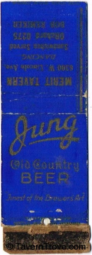 Jung Old Country Beer