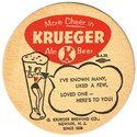 Krueger Beer & Ale ~More Cheer